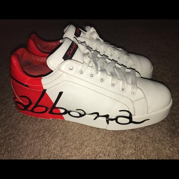 Dolce Gabbana Mens Shoes Authentic